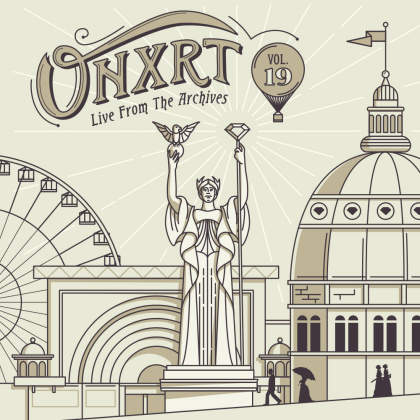 93XRT's 2017 Live from the Archives CD supported the Alliance for the Great Lakes.
