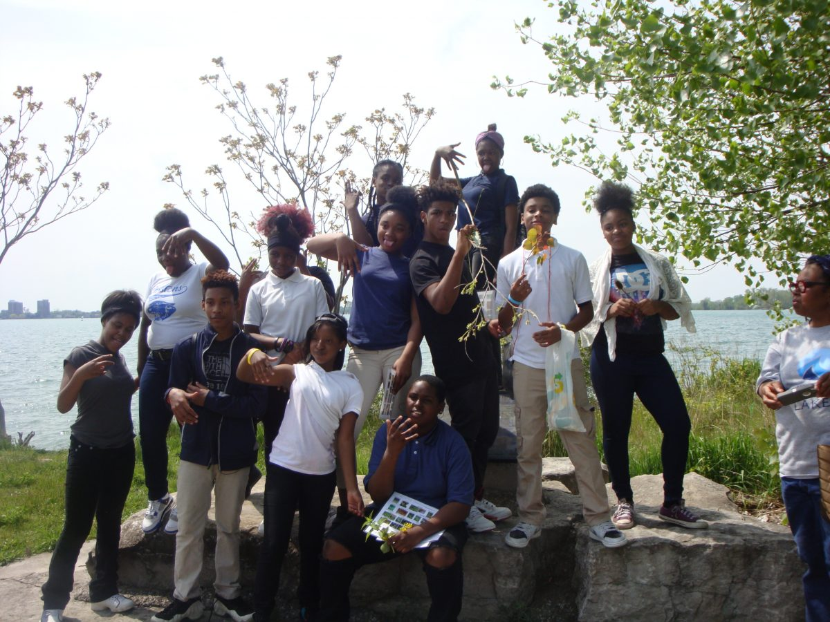 Carstens Academy of Aquatic Science at Maheras Gentry Park