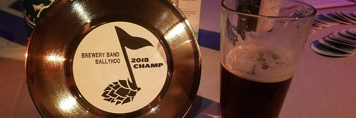 Brewery Band Ballyhoo Prize