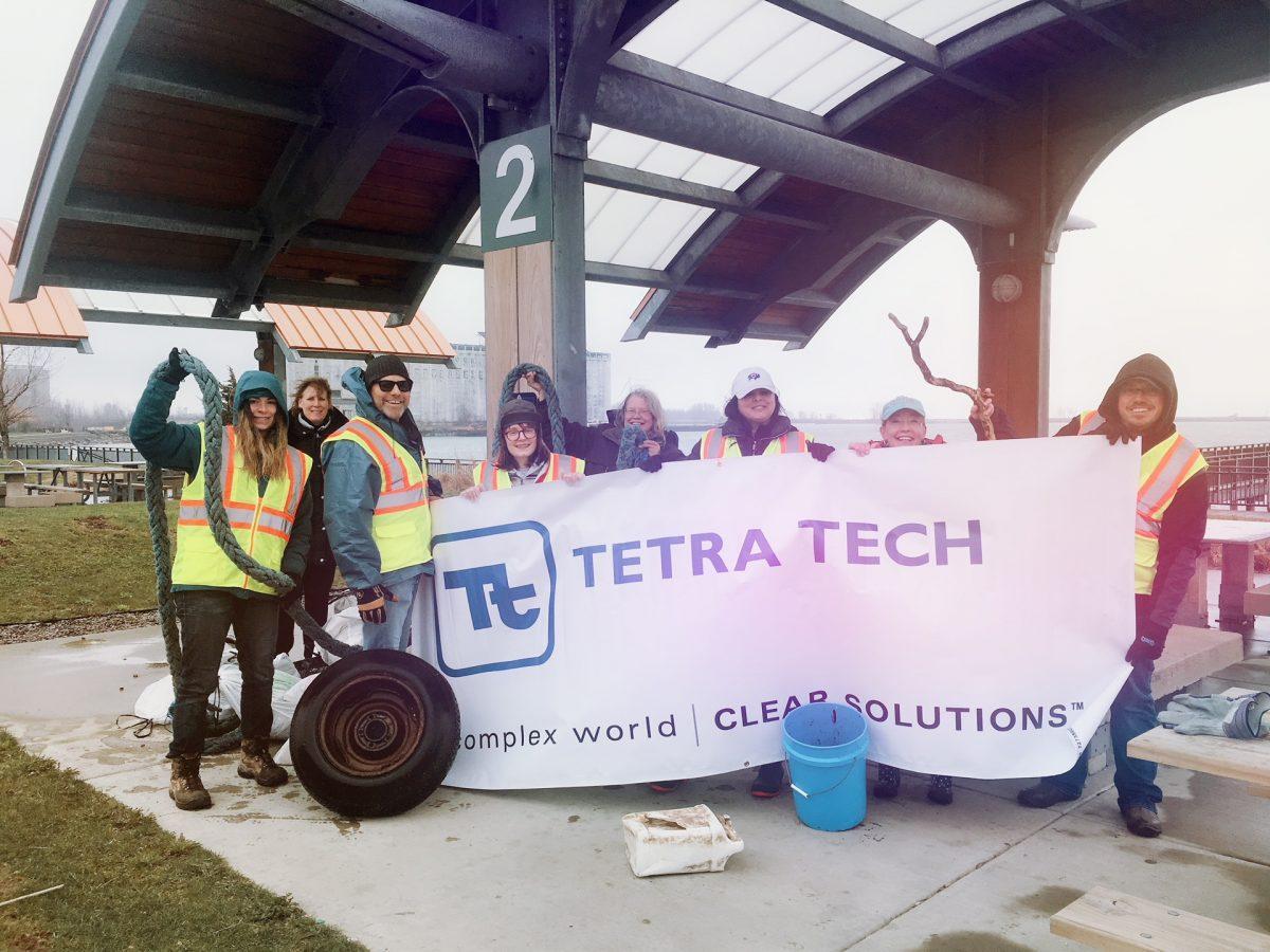 Team Tetra Tech in Buffalo, NY