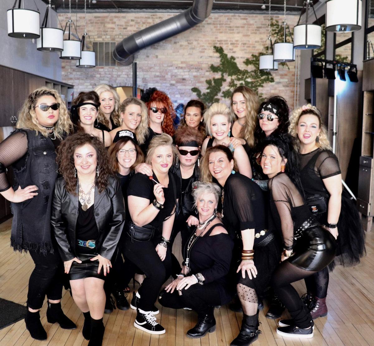 Dam Salon Spa team