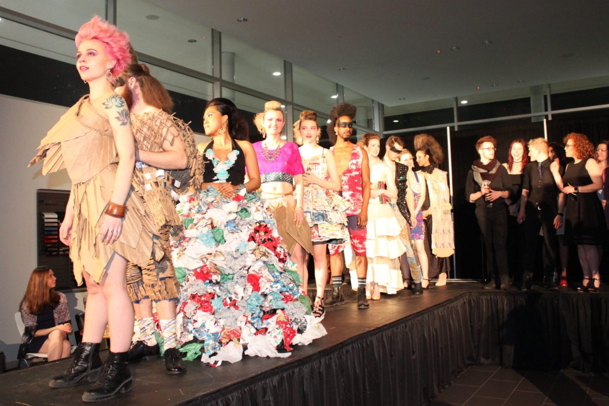 Gordon Salon's Catwalk for Clean Water 2019