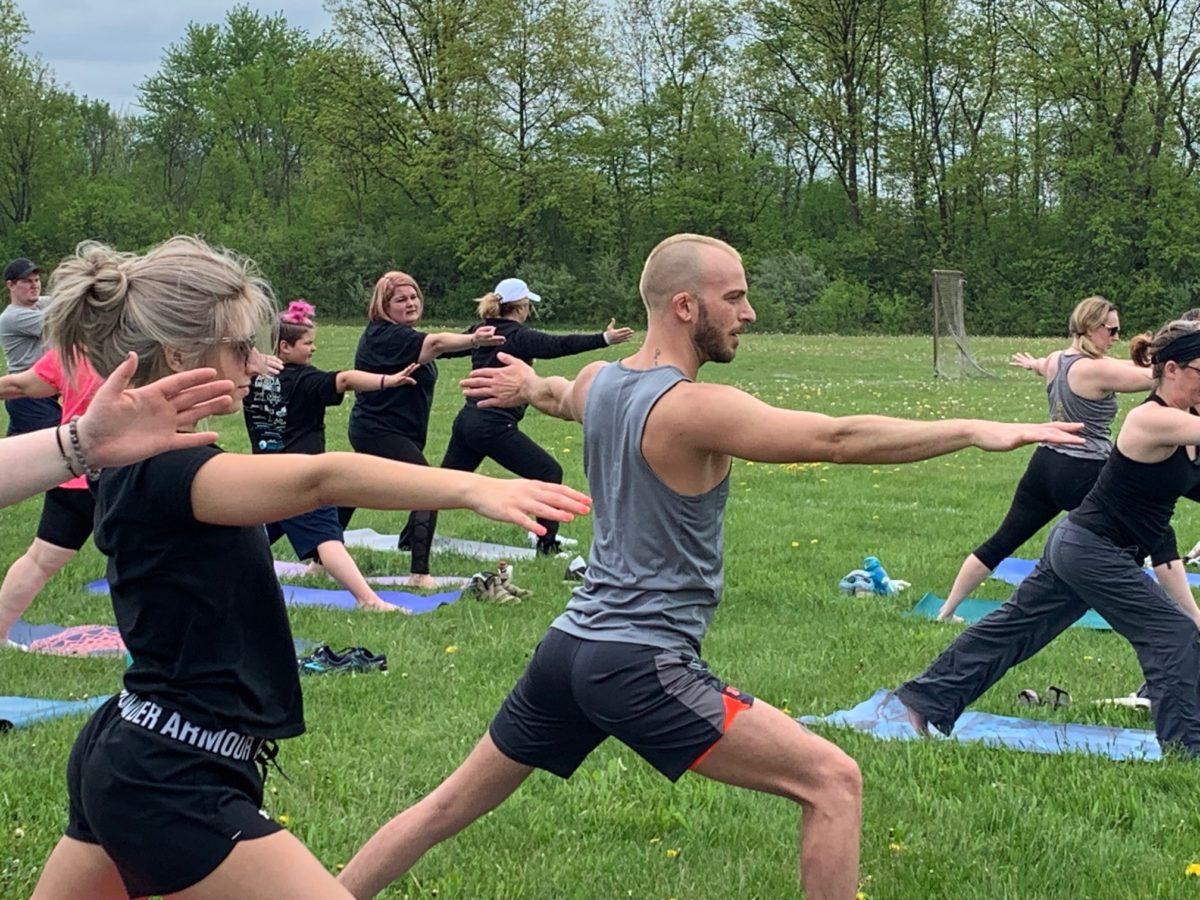 Aveda Mindful Triathlon 2019