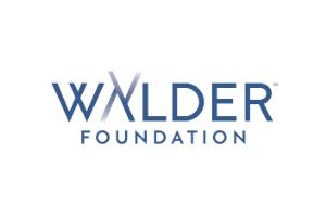 Walder Foundation logo