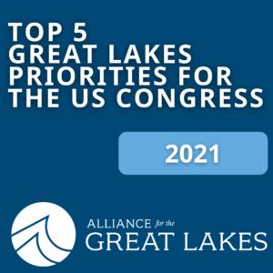 Top 5 Great Lakes Priorities